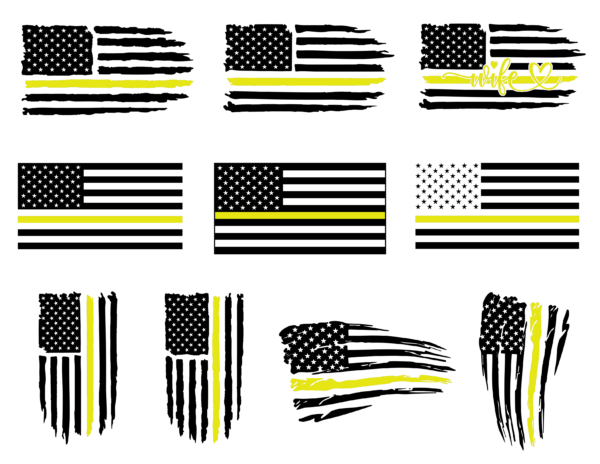 American Distressed FLAG ALL 01 Vectorency 911 Dispatcher svg, dispatcher svg, dispatch svg, distressed flag svg, dispatcher shirt, Printable, Cricut and Silhouette cut files