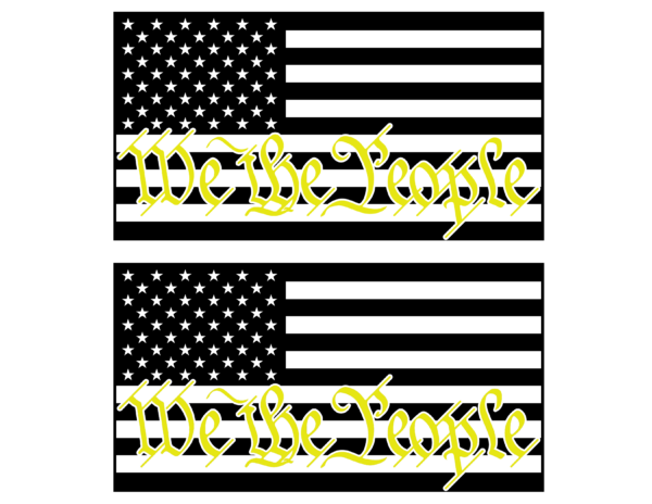 American Distressed Flag ALL 01 1 Vectorency We the People SVG, 911 Dispatcher svg, dispatch svg, American flag svg Silhouette, Cricut svg, Silhouette svg