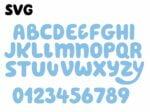 Bluey font 6