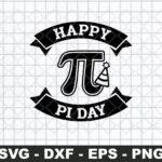 Pi Day Svg, Happy Pi Day National Birthday SVG