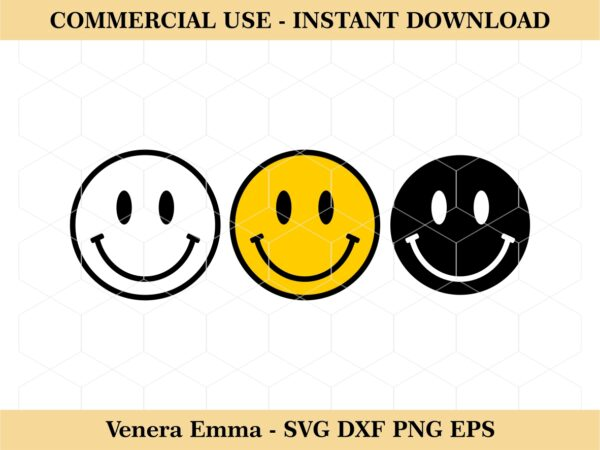 SMILEY SVG