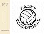 Salty Volleyball