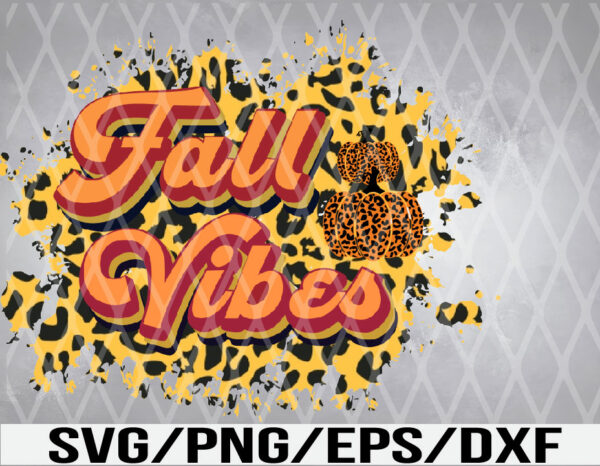 WTM 01 23 Vectorency Fall Vibes PNG, Fall Sublimation Design Download, Fall PNG Vibes Sublimation, Autumn Sublimation, Autumn PNG