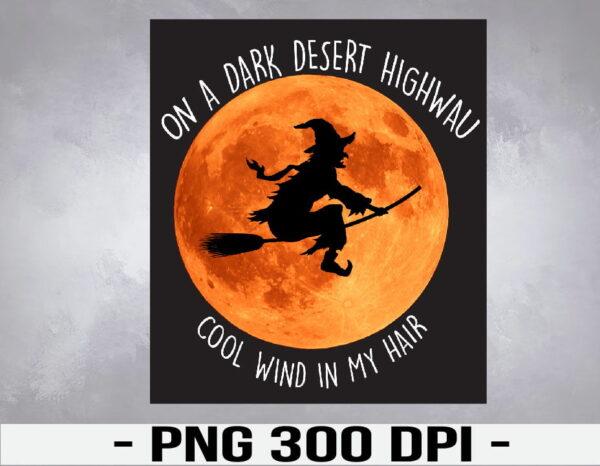 WTM 01 32 Vectorency On A Dark Desert Highway PNG