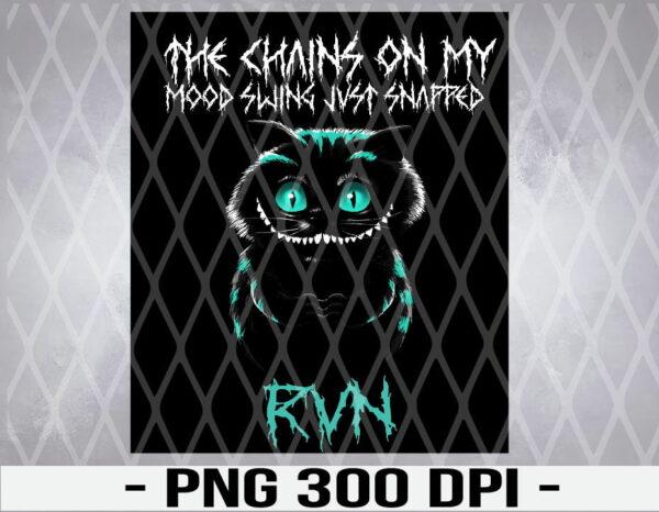 WTM 01 8 Vectorency Creepy Cat Smiling Funny PNG Digital Download