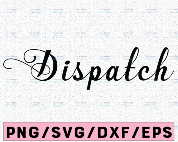 WTMETSY13012021 02 272 Vectorency Dispatch SVG, 911 Dispatch Cut File, Thin Yellow PNG, Dispatcher Shirt Design, 911 Design For Cricut and Silhouette