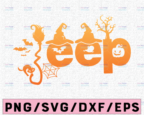 WTMETSY13012021 02 34 Vectorency Jeep Svg, halloween svg, Jeep girl Saying Svg, Jeep girl Clipart, Jeep Cut Files, Cricut, Silhouette Cut Files, witches svg,
