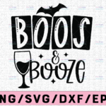 WTMETSY13012021 02 95 Vectorency Boos And Booze svg, Kids Halloween shirt svg, cute toddler svg, ghost svg, cut files for cricut, silhouette cut files, ghost png