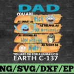 WTMETSY16122020 03 51 Vectorency Dad you are rick PNG File, Funny Png, Funny shack png, png, Sublimation Design, Digital Download, Hand Drawn Png, shark dad png