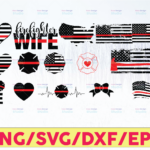 WTMETSY16122020 05 120 Vectorency My Son Has Your Back Firefighter Family Thin Red Line Svg Png, My Son, Love Son, family Design svg