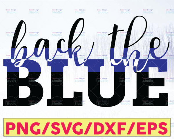 WTMETSY16122020 05 241 Vectorency Police svg, back the blue svg, thin blue line svg, police officer svg, police wife svg Printable Cricut Thin Blue Line SVG