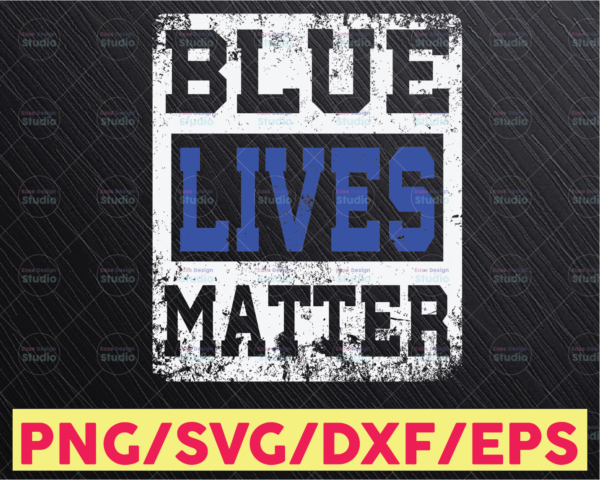 WTMETSY16122020 05 254 Vectorency Blue Lives Matter Police Thin Blue Line PNG The Blue Lives Matter  Police Life png  Police Quotes png