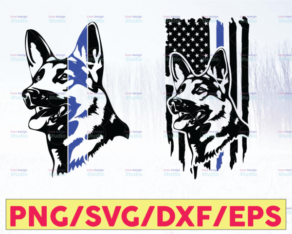WTMETSY16122020 05 312 Vectorency Police K-9 Unit Flag svg, Police Thin Blue Line SVG  The Blue Lives Matter  Police Life Svg  Police Quotes svg png dxf