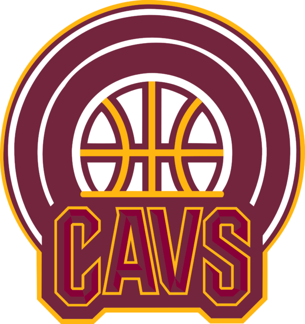 cavaliers 10 Vectorency Cleveland Cavaliers Basketball SVG, SVG Files For Silhouette, Files For Cricut, SVG, DXF, EPS, PNG Instant Download