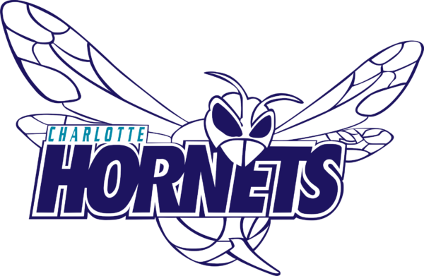 hornets 18 1 Vectorency Charlotte Hornets SVG, SVG Files For Silhouette, Files For Cricut, SVG, DXF, EPS, PNG Instant Download