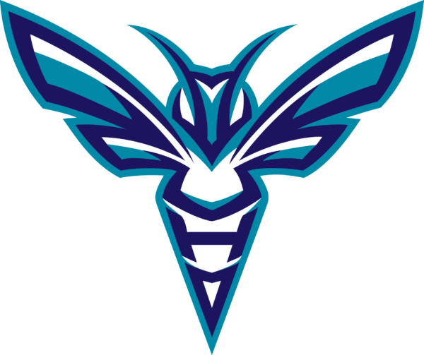 hornets 23 1 Vectorency Charlotte Hornets SVG, SVG Files For Silhouette, Files For Cricut, SVG, DXF, EPS, PNG Instant Download