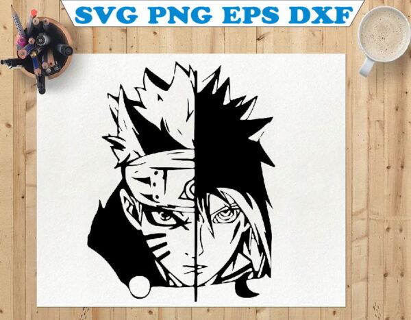 wtm 01 118 Vectorency Naruto SVG Files, Naruto PNG, Naruto Anime SVG, Naruto Anime SVG File, Manga SVG