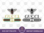 Gucci Bee SVG